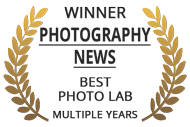 Award - Photography News - Best Photo Printing Lab