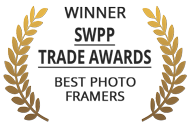 Award - SWPP - Best Photo Framers