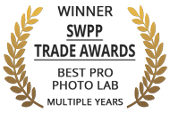 Award - SWPP - Best Professional Photo Printing Lab