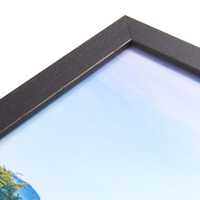 Acrylic Box Frame - Black