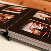 Sample Wedding Albums