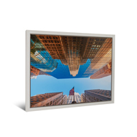 Framed Aluminium ChromaLuxe Prints