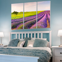 Multi-Panel Wall Art