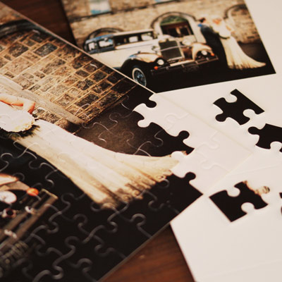 Personalised Photo Jigsaw Puzzle
